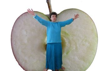 Apfel-Uebung-Guelden-Wort